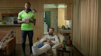 Wonderful Pistachios TV Spot, 'Snackface: Jim' Featuring Richard Sherman - Thumbnail 3