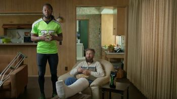 Wonderful Pistachios TV Spot, \'Snackface: Jim\' Featuring Richard Sherman