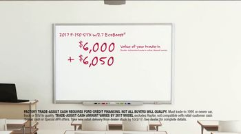 Ford TV Spot, 'Get Paid to Trade: Good News' [T2] - Thumbnail 7