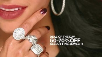 Macy's One Day Sale TV Spot, 'Fine Jewelry, Footwear and Watches' - Thumbnail 3