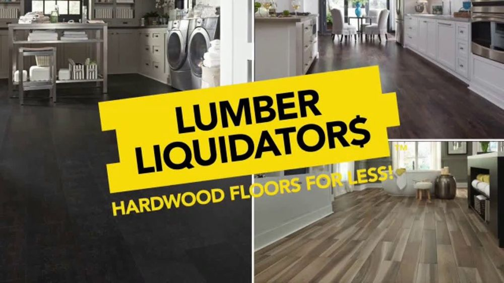 Lumber Liquidators 2017 Fall Floor Trends TV Commercial, 'Timeless Look'