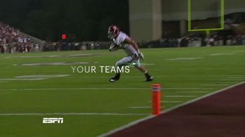 Hulu With Live TV TV Spot, 'Your Teams Are Live' Song by Kool G Rap - Thumbnail 1