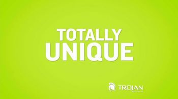 Trojan Ultra Ribbed Ecstacy TV Spot, 'Feels Like Nothing's There' - Thumbnail 5