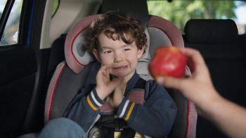 Lysol Disinfectant Spray TV Spot, 'Backseat Surprise Protection' - Thumbnail 4