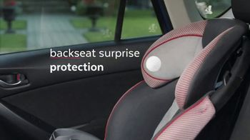 Lysol Disinfectant Spray TV Spot, 'Backseat Surprise Protection' - Thumbnail 6