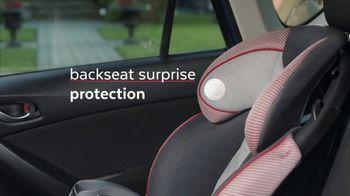 Lysol Disinfectant Spray TV Spot, 'Backseat Surprise Protection' - Thumbnail 7