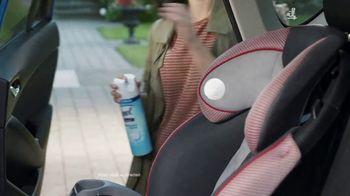 Lysol Disinfectant Spray TV Spot, 'Backseat Surprise Protection' - Thumbnail 8