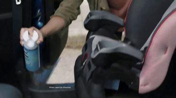 Lysol Disinfectant Spray TV Spot, 'Backseat Surprise Protection' - Thumbnail 9