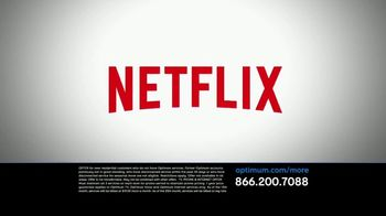 Optimum Triple Play TV Spot, 'We'll Pay for Netflix' - Thumbnail 2