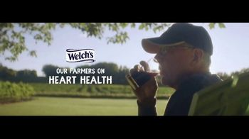 Welch's Grape Juice TV Spot, 'Welch's Farmers on Heart Health'