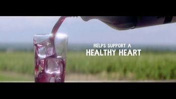 Welch's Grape Juice TV Spot, 'Welch's Farmers on Heart Health' - Thumbnail 8