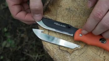 Outdoor Edge TV Spot, 'Change Your Blade, Not Your Knife' - Thumbnail 1
