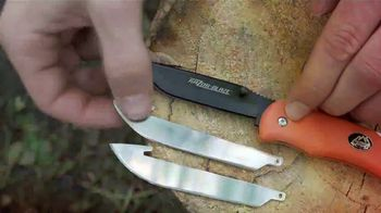 Outdoor Edge TV Spot, 'Change Your Blade, Not Your Knife' - Thumbnail 2