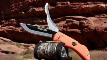 Outdoor Edge TV Spot, 'Change Your Blade, Not Your Knife' - Thumbnail 5