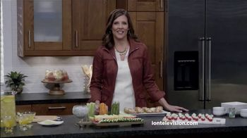 Weight Watchers TV Spot, 'Ion Television: Good Food' Feat. Lauren O'Quinn - 4 commercial airings