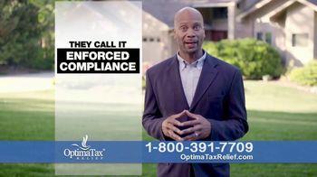 Optima Tax Relief TV Spot, 'Don't Go It Alone'