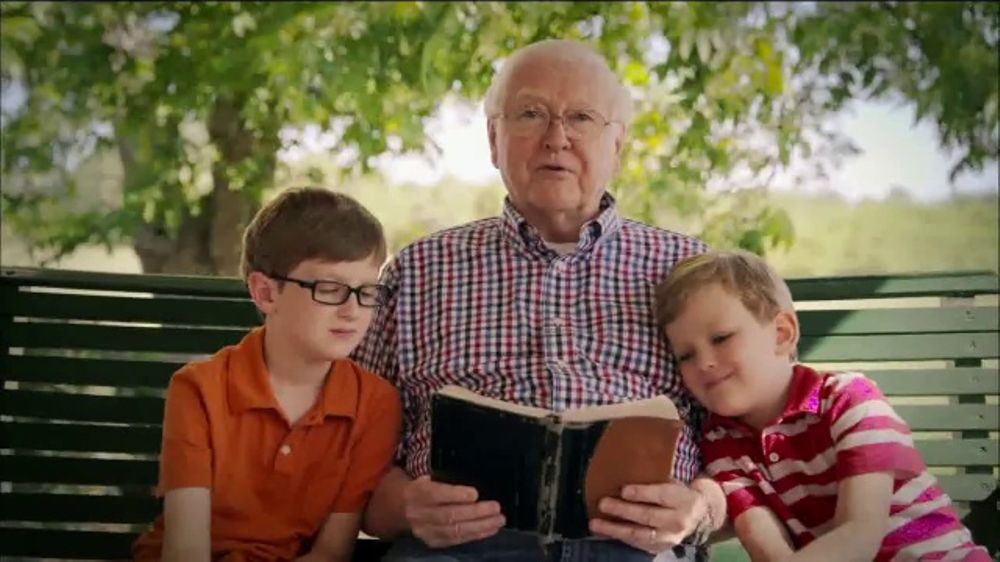 In Touch Ministries Life Principles Bible TV Commercial, 'To Us from God'