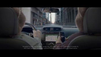 Kia Fall Savings Time TV Spot, 'The Turbo Hamster Has Arrived'