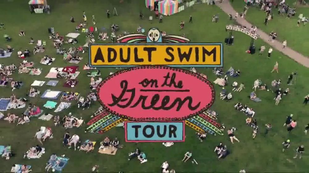 Adult Swim TV Commercial, '2017 On the Green Tour: Magical Energy' - Video