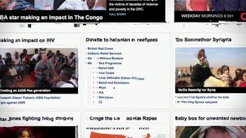 CNN.com TV Spot, 'Impact Your World: You Can Help'