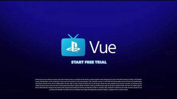 PlayStation Vue TV Spot, 'A Whole New Way to Watch' - Thumbnail 8
