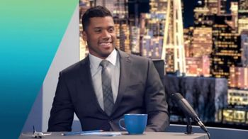 Alaska Airlines TV Spot, 'The Russell Wilson Show: ZomBees' - Thumbnail 4