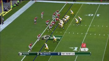 Microsoft Surface TV Spot, 'NFL Sidelines: Packers vs. Broncos' - Thumbnail 3