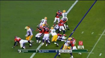 Microsoft Surface TV Spot, 'NFL Sidelines: Packers vs. Broncos' - Thumbnail 4