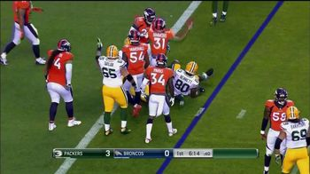 Microsoft Surface TV Spot, 'NFL Sidelines: Packers vs. Broncos' - Thumbnail 5