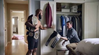 MetroPCS TV Spot, 'UFC Belt' Featuring Demetrious