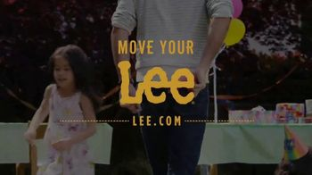 Lee Extreme Motion Jeans TV Spot, 'The Lee Man' - Thumbnail 8
