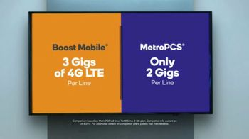 Boost Mobile TV Spot, 'Taxes & Fees Included' - Thumbnail 8