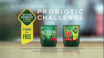 Dannon Activia TV Spot, 'Take the Two-Week Probiotic Challenge' - Thumbnail 8