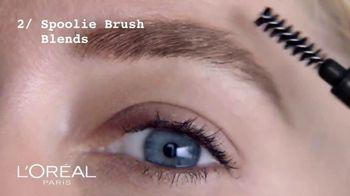 L'Oreal Paris Brow Stylist Shape & Fill Pencil TV Spot, 'Express Yourself' - Thumbnail 7