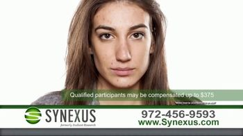 Synexus TV Spot, 'Struggling With Acne'