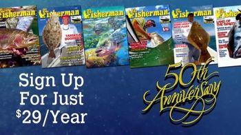 The Fisherman TV Spot, 'Nothing Else Like It' - Thumbnail 8
