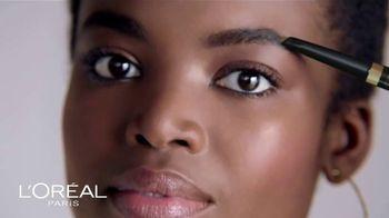 L'Oreal Paris Brow Stylist Shape & Fill TV Spot, 'Exprésate' [Spanish] - Thumbnail 4