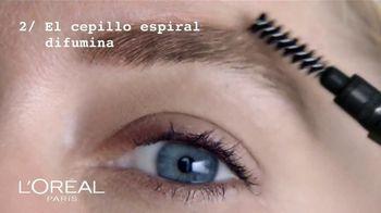 L'Oreal Paris Brow Stylist Shape & Fill TV Spot, 'Exprésate' [Spanish] - Thumbnail 7