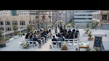 Verizon Unlimited TV Spot, 'Live Wedding: The Best' Ft. Thomas Middleditch - Thumbnail 1
