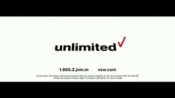 Verizon Unlimited TV Spot, 'Live Wedding: The Best' Ft. Thomas Middleditch - Thumbnail 10