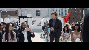 Verizon Unlimited TV Spot, 'Live Wedding: The Best' Ft. Thomas Middleditch - Thumbnail 9