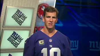 VISA TV Spot, 'We're All on the Same Team' Feat. Drew Brees, Eli Manning