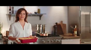 Bob Evans TV Spot, 'Martina and Bob's Minutes to the Table Collection'