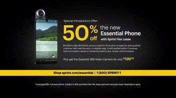 Sprint TV Spot, 'Share It in 360° With the Essential Phone' - Thumbnail 9