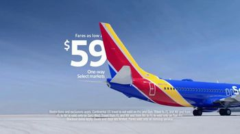 Southwest Airlines Sale TV Spot, 'Heads or Tails' - Thumbnail 7
