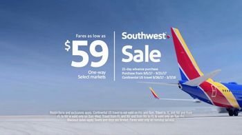 Southwest Airlines Sale TV Spot, 'Heads or Tails'