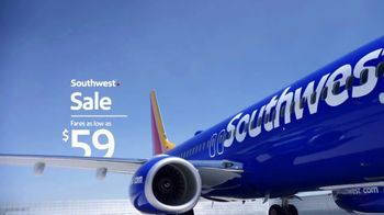 Southwest Airlines Sale TV Spot, 'Scream' - Thumbnail 4