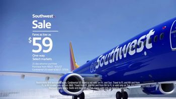 Southwest Airlines Sale TV Spot, 'Scream' - Thumbnail 6