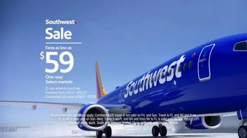 Southwest Airlines Sale TV Spot, 'Scream'