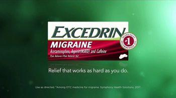 Excedrin Migraine TV Spot, 'Baker' - Thumbnail 10
